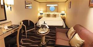 Disabled Cruise Club Queen Mary 2 Balcony Cabin BALCONY