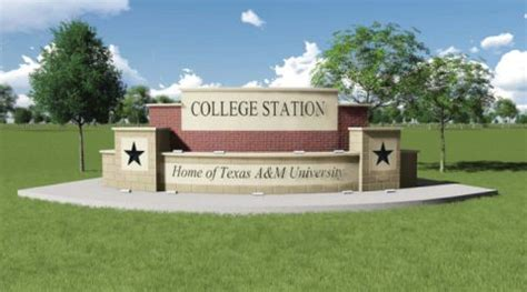 olive garden college station cs council approves of new welcome monuments wtaw
