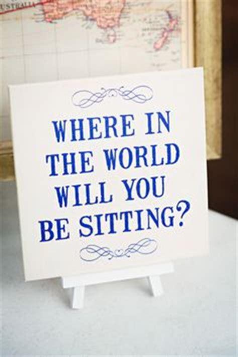 wedding seating chart rush service gold world map