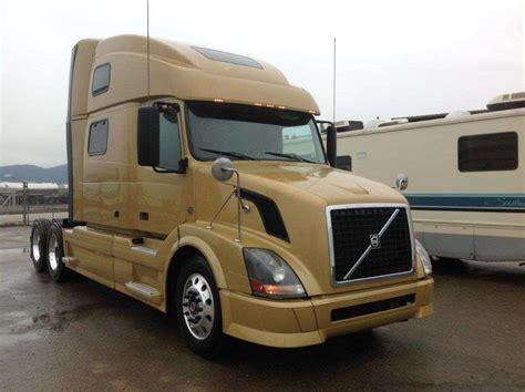 volvo trucks for sale in 2011 volvo vnl64t780 sleeper truck for sale 567 202 miles