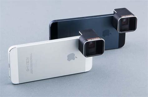 lens for iphone 1 33x anamorphic lens for iphone 5 5s gadgetsin