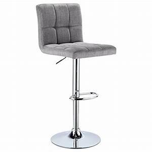 Chaise Bar Reglable : meubles tabourets trouver des produits woltu sur hypershop ~ Teatrodelosmanantiales.com Idées de Décoration