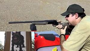 Rossi 20 Gauge Slug Shooting