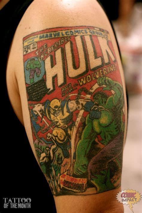 unique geek tattoos