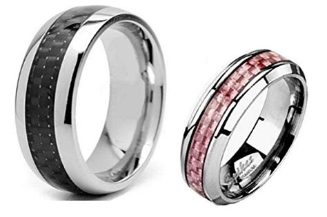 couples promise rings sets