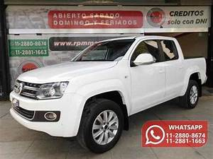 Volkswagen Amarok 2 0 4 U00d74 Highline Pack At 2015 Rpm