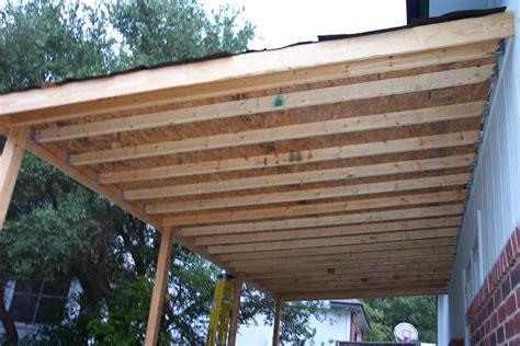 easy way to build a patio cover 28 images building a
