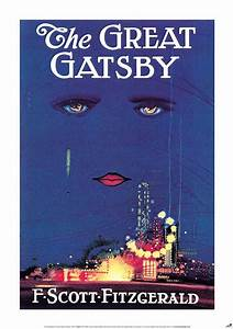 Sport Party Invitations 39 The Great Gatsby 39 Poster By The Literary Gift Company