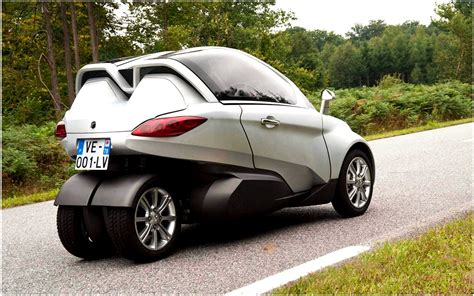 Peugeot Ion Wins Ecartec Award For Electric Cars