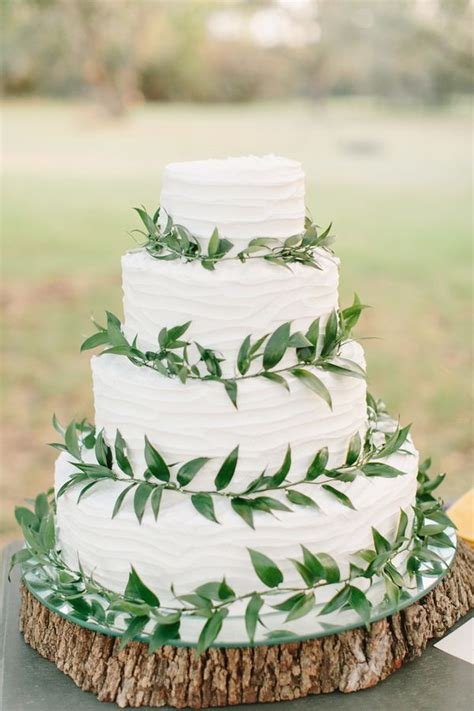nature wedding cakes ideas  pinterest