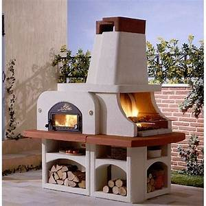 bien choisir son barbecue en pierre exterieur With modele de barbecue exterieur