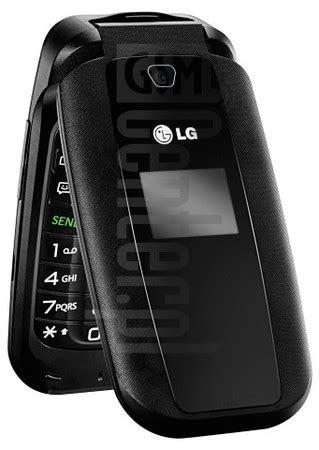 LG 440G Specification - IMEI.info