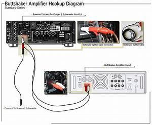 Aura Bass Shaker Wiring Diagram