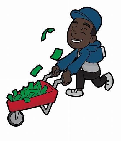 Money Svg Cartoon Mining Commons Pixels Wikimedia