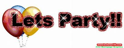 Graphics Glitter Text Homepage