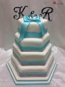 turquoise wedding cakes turquoise wedding cakes
