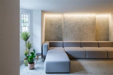 Calming Modern Interiors by New Year New Start Six Calming Minimal Interiors For 2018