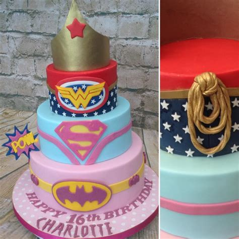 Y Superheroes Th Birthday Cake By Cake D Licious