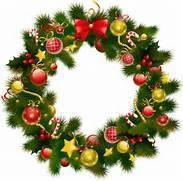 Wreath Transparent Cli...