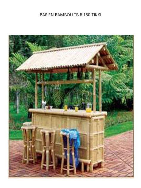 siege pro btp bar en bambou