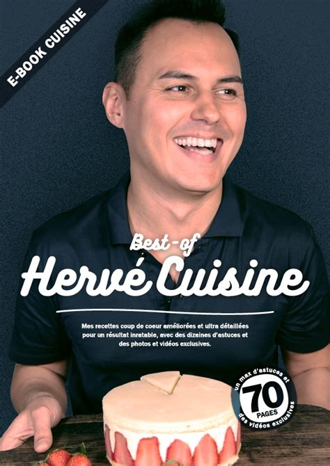 pancakes hervé cuisine e book best of hervé cuisine spécial 10 ans