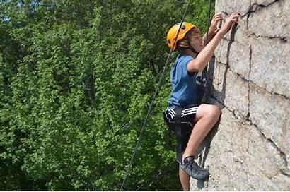 Climbing Rock Camp Westchester