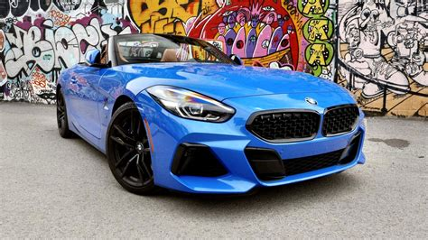 But it's not quite the flickable fun machine we were hoping for. 2020 BMW Z4 Review First