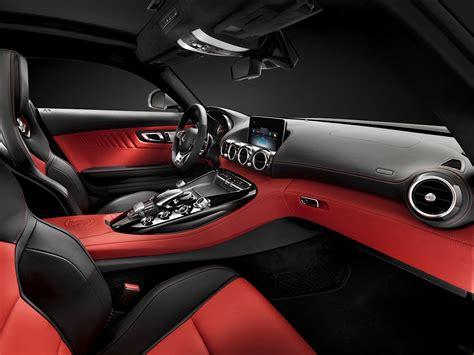 Mercedes-amg Gt Vs Porsche 911 Vs Jaguar F-type Interior