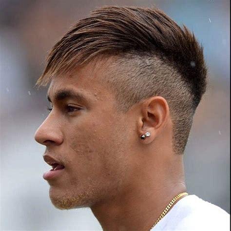 popular neymar haircut styles mens hairstyles