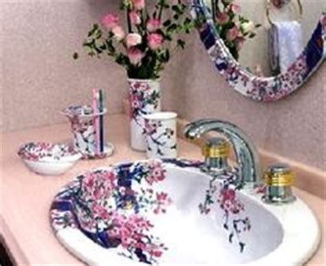 Japanese Cherry Blossom Bathroom Decor by 1000 Images About My House On Cherry