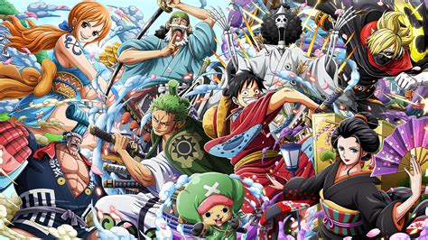 piece wano wallpapers wallpaper cave