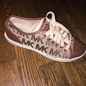 Michael Michael Kors Shoes Brown Mk Shoes Size 45 Poshmark