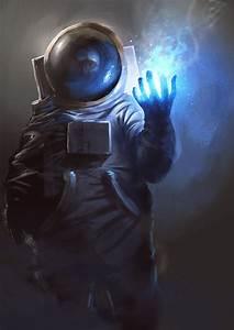 Astronaut Wizard by jordangrimmer on DeviantArt