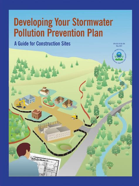 storm water pollution prevention plan swppp guide