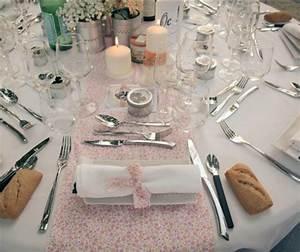 Chemin De Table Rose Pale : 1000 images about mariage romantique julie sur pinterest ~ Teatrodelosmanantiales.com Idées de Décoration