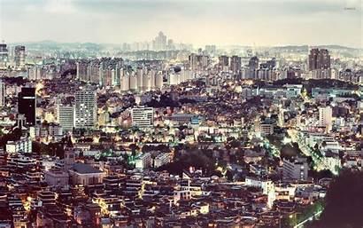 Korea Desktop South Seoul Wallpapers Backgrounds Wallpaperaccess
