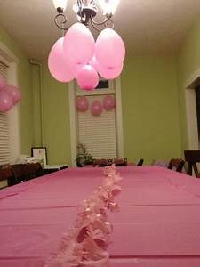 Cheap & Easy Birthday Decorations $5 for a Pink Party
