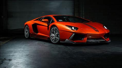 2015 Vorsteiner Lamborghini Aventador Coupe Wallpaper