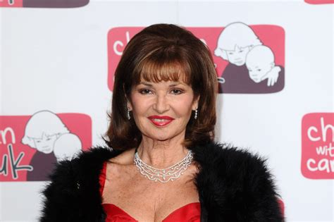Actress Stephanie Beacham tells how she dealt with two ...