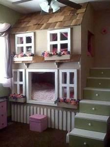 top, 19, fantastic, fairy, tale, bedroom, ideas, for, little, girls