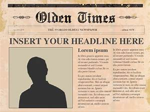 PowerPoint Newspaper Template – 21+ Free PPT, PPTX, POTX ...