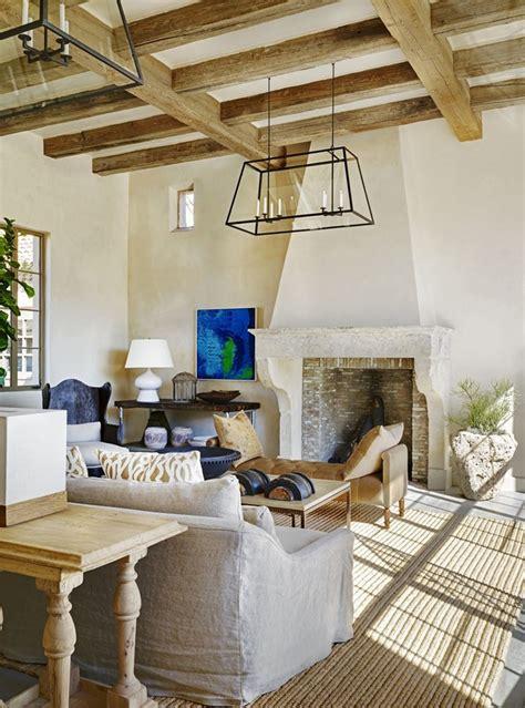Houzify Home Design Ideas by Mediterranean Style Living Room Design Ideas