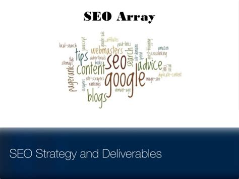 seo in hyderabad seo strategy deliverables best seo in hyderabad best
