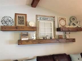 livingroom shelves floating shelves shanty 2 chic