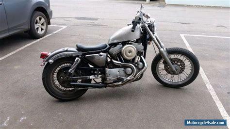 Harley-davidson Sportster For Sale In Australia