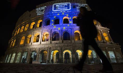 ES līderi pulcējas uz samitu Romā par godu bloka ...