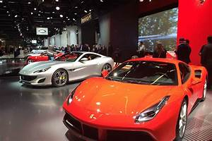 Nouvelle Ferrari Portofino : francfort 2017 ferrari d voile la portofino rempla ante du cabriolet california salon de ~ Medecine-chirurgie-esthetiques.com Avis de Voitures