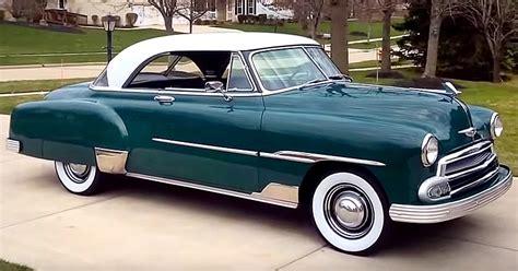 1951 Chevrolet Styleline Deluxe Bel Air