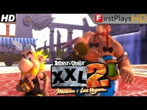 asterix obelix xxl  mission las vegum pc gameplay hd
