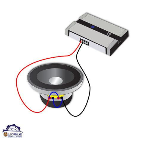 subwoofer wiring guide mobile install guide